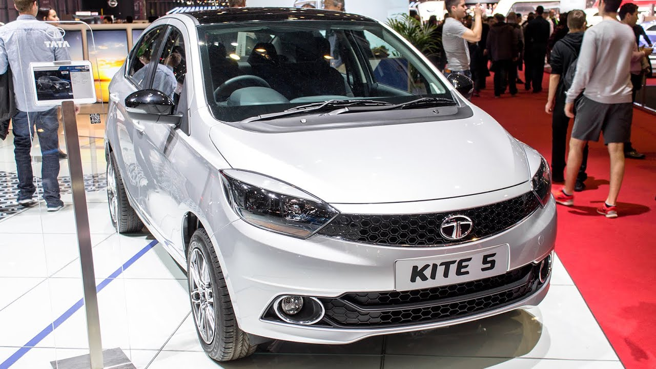 Tata Kite 5 Geneva Motor Show 2016 Hq Youtube