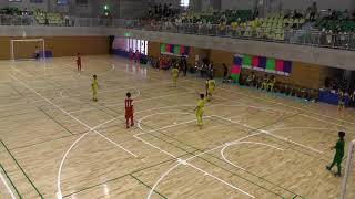 20180630 バーモントカップ 千葉県大会決勝トーナメント 準決勝 ヴィットーリアス対TORイエロー 後半