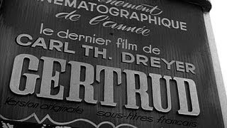 The Paris Premiere of Gertrud