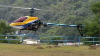 Aug. 19, 2012 Flight Team RC 500 Helicopter Pilot:恆仔 (www.wonder-model.com) .MP4