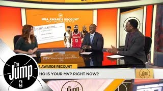 The Jump gives their predictions for Rookie of the Year, MVP and Coach of the Year | The Jump | ESPN