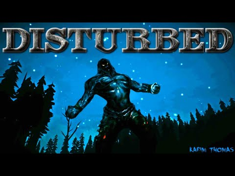 Disturbed - Indestructible (Album Instrumental Cover)