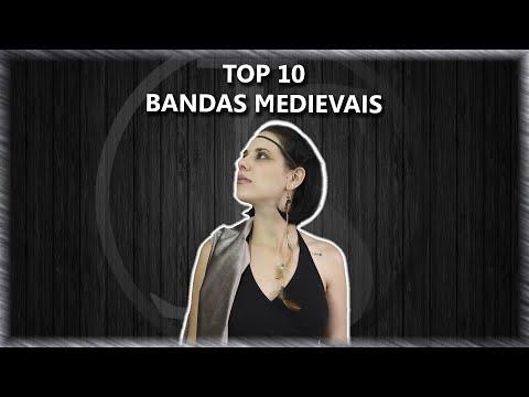 TOP 10 Bandas Medievais