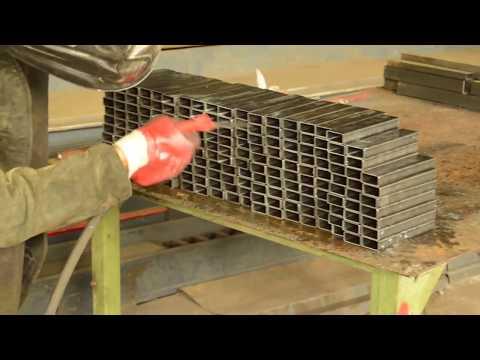 Производство металлических ограждений