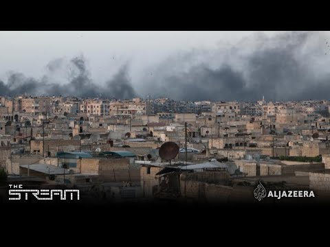 The Stream - Aleppo onslaught