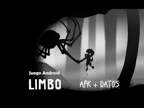 LIMBO: Juego Android Espectacular !!! 2015 [apk+datos]