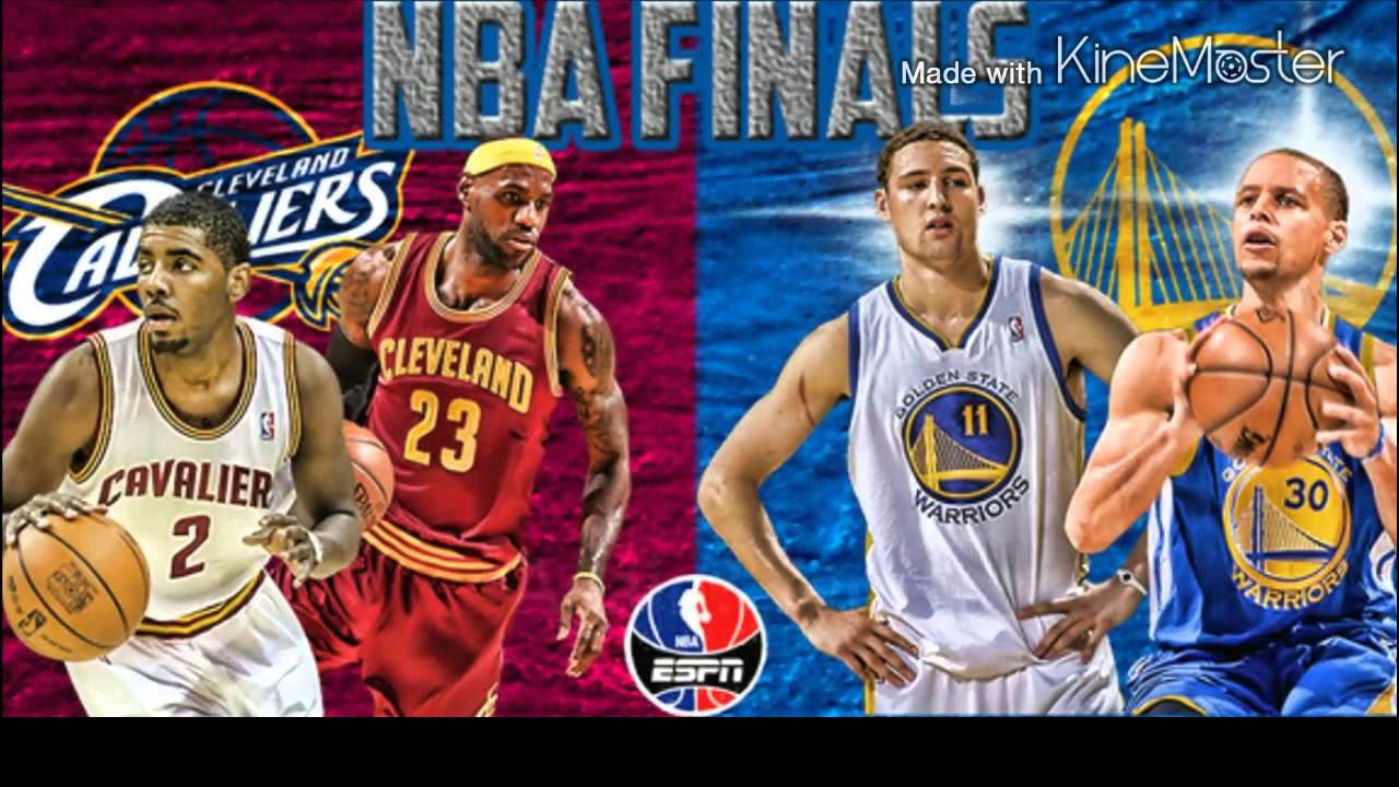 NBA Finals 2016 predictions - YouTube