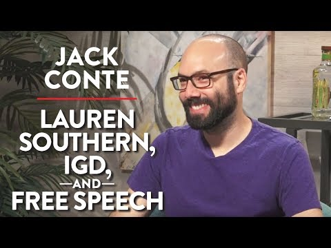 Patreon CEO Jack Conte: Lauren Southern, IGD, and Free Speech (Live Interview)