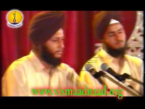 Bhai Ravinder Singh : Raag Gujri - Adutti Gurmat Sangeet Samellan 1991