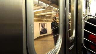 WiFi and Cell Phone Service in NYC Subways