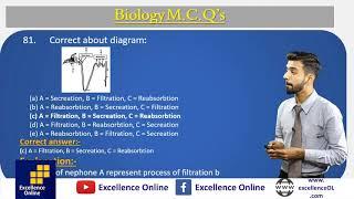 (Biology) - Results For MCAT/ECAT Self Assessment Test 2018