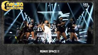 [NOLZA][Vietsub] CL THE BADDEST FEMALE LIVE ( 나쁜 기집애 ) @SBS Inkigayo_130630