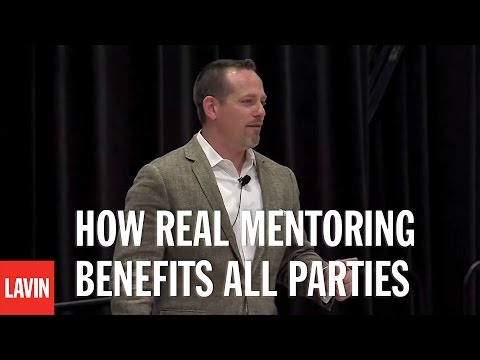 Daniel Lerner: How Real Mentoring Benefits All Parties