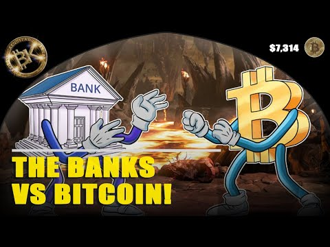 Whats the future hold for Bitcoin? Bitcoin vs The Banks 2020!