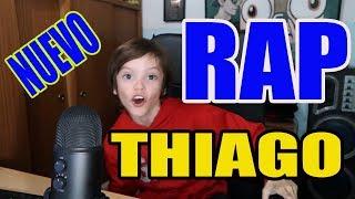 RAP DE THIAGO - IUTU - by Proii Raps & RomanoLaVoz
