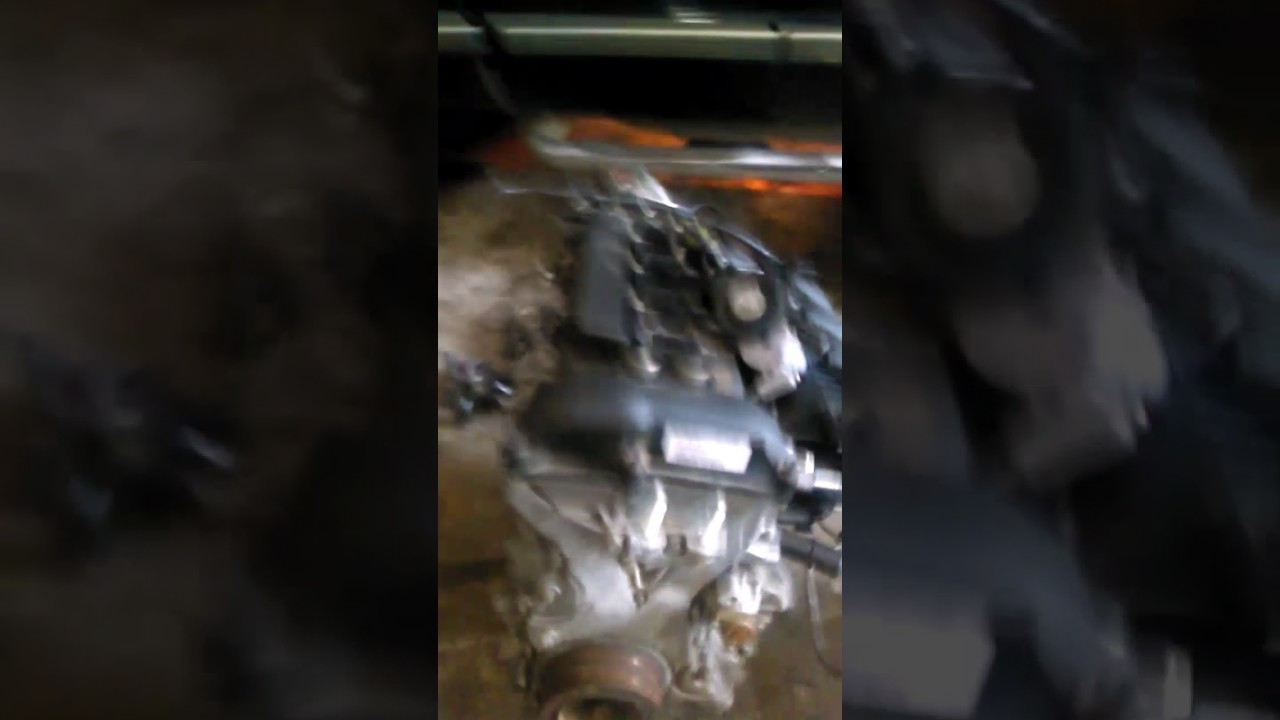 Removing Engine On 2013 Ford Focus Youtube Timing A 351