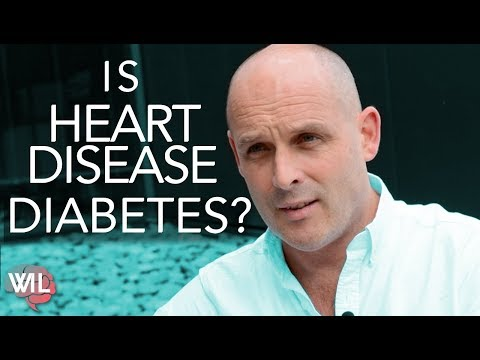 What If Heart Disease And Diabetes Had The Same Cause? | Ivor Cummins
