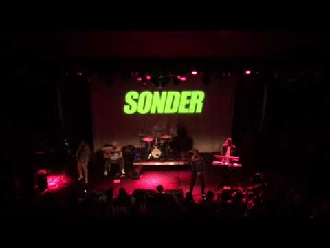 "Sonder ""One Night Only"" (LIVE in Brooklyn 9/18/17)"
