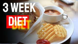 3 Week Diet Reviews | The 3 Week Diet to Lose Weight
