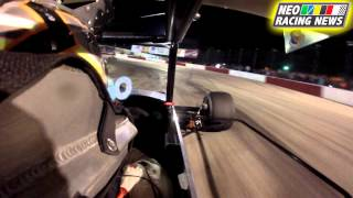 NEO Racing News - MSA Supermodified Feature @ Midvale (Dave Shullick Jr) - 8/17/13