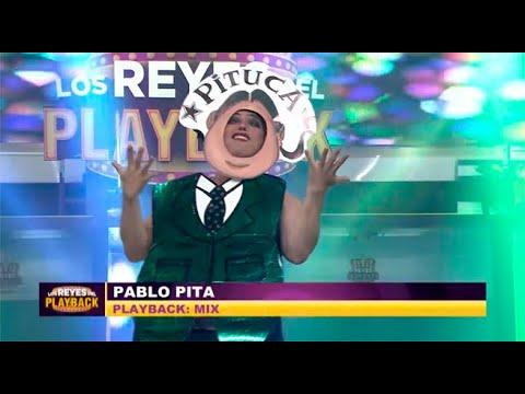 Pablo Pita recibió el apoyo del mismo Tongo en su presentación