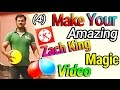 """Amazing """"effects-4"""" Balloon To T-Shart Color Change Zach King Magic Video Editing Tricks in Mobile"""