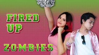Zombies - Fired Up (En Español) Hitomi Flor .ft Agus Goya