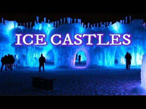 Muss - Ice Castles Open This Friday In New Location!