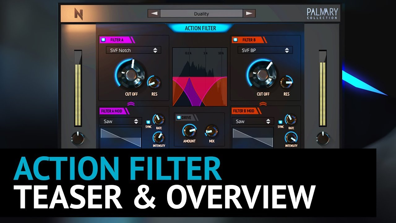 Action Filter | NoiseAsh, Inc