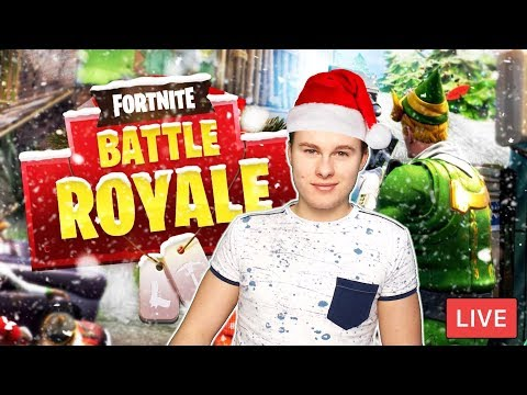 DE KERST UPDATE IN FORTNITE LIVE!! - Royalistiq (Nederlands) | Livestream #128 thumbnail