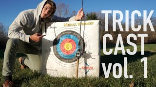 Trick Shot Casts with A Casting Reel