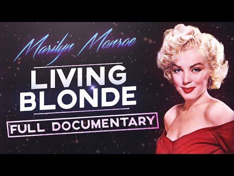 Marilyn Monroe: Living Blonde (Documentary)