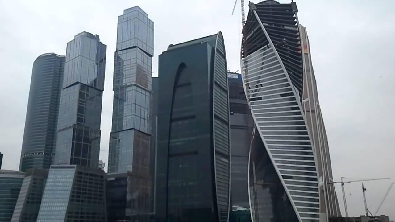 Аренда апартаментов в Москва Сити - YouTube