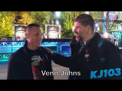 Frito Chats With Oklahoma's Venn Johns | ANW 10 - Oklahoma City