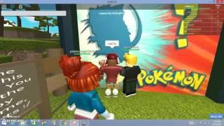 Who's that Pokemon? Roblox edition