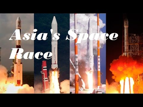 Asian Space Race part  -1/(Who is first in asia)
