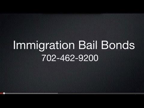 Immigration Bail Bonds - Las Vegas, Nevada