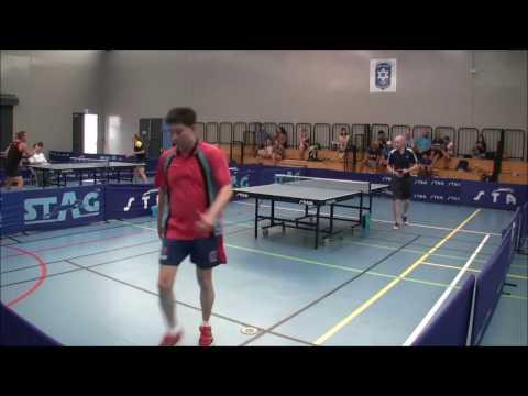 PTTC Invitational Colin Bowler vs Alvin Jiang SemiFinal
