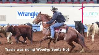 2017 AQHA Open Team Penning and Ranch Sorting