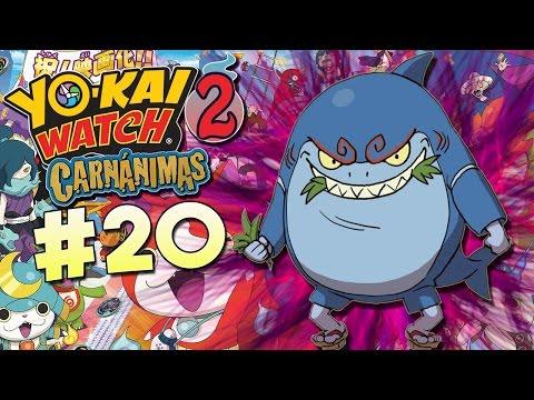 YO-KAI WATCH 2: CARNÁNIMAS | PARTE #20 | PELLURÓN HACE UN DAÑO BRUTAL