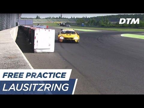DTM Lausitzring 2017 - Warm Up - RE-LIVE (Deutsch)