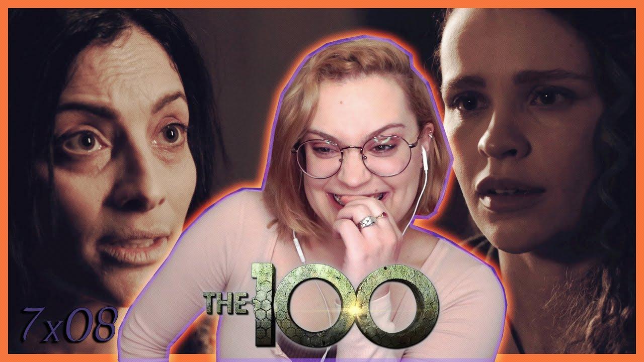 """THE PREQUEL EPISODE!   The 100 Season 7 Episode 8 """"Anaconda"""" REACTION!"""