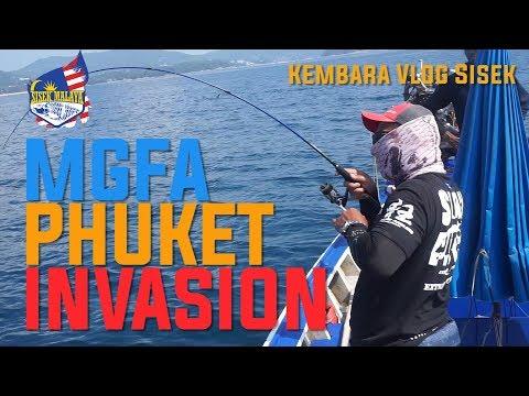 Sisek Vlog : MGFA Phuket Invasion Pt.2