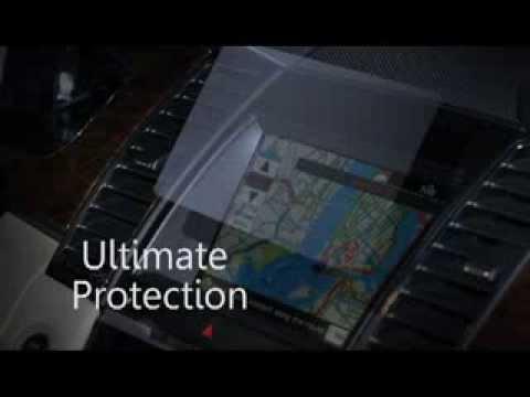 Screen Protector for your car's GPS/Navigation screen  Protecscreen com