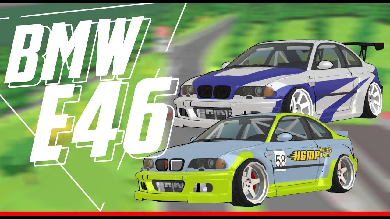 Fr Legends Mod Bmw E46 Modif Mobil Akbar Rais Razor Most Wanted Cars Di Fr Legends Youtube