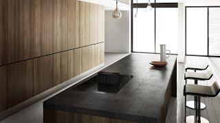 ASWA Keukens - Novy One werkbladafzuiging, bijzonder aantrekkelijk