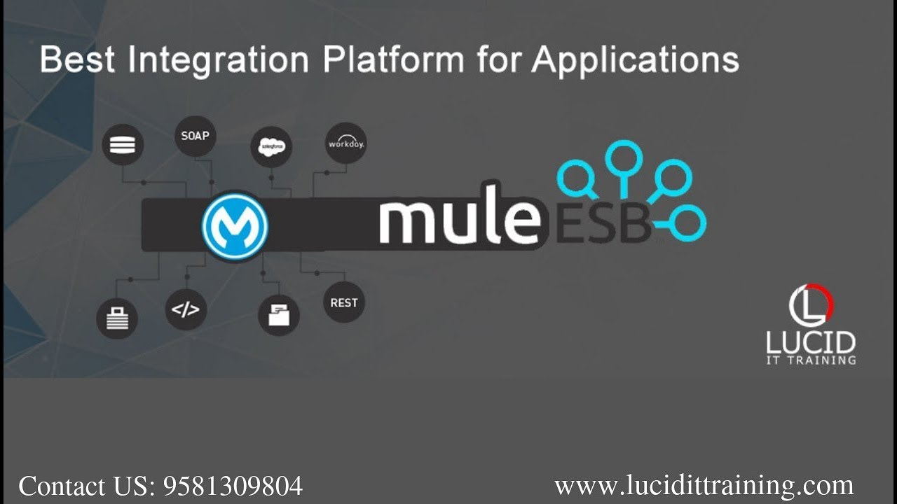 Mulesoft Training Institutes in Hyderabad | Mulesoft Online