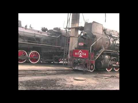 15 Pingdingshan Coal Railway MPD and Works  15-10-04 China