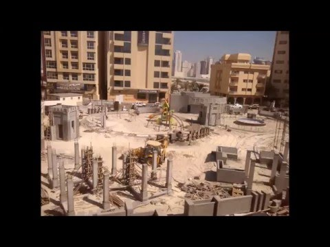 CONSTRUCTION OF PARK AT BAHRAIN