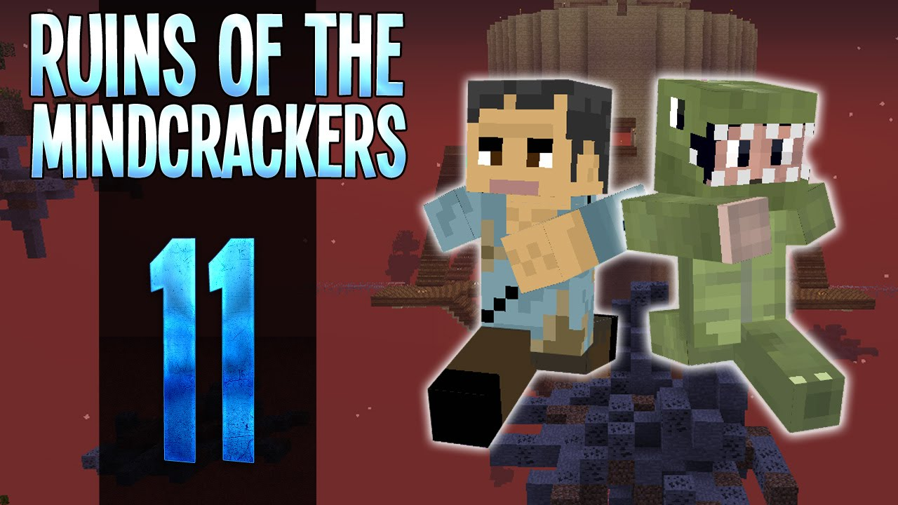 Minecraft Ruins Of The Mindcrackers Episode 11 Youtube